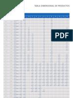 INF - PIP - CT - TABLA DIMENSIONAL DE PRODUCTOS - SCHEDULE.pdf