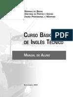 curso básico de inglês técnico