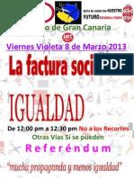 Viernes Igualdad 8 Marzo- Google Drive