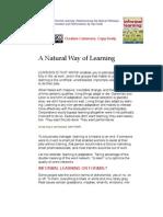 Informal Learning, Chapter 2