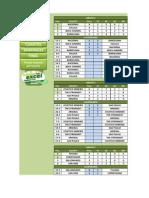 Calendario Copa Libertadores Sudamericana 2013 ( BlogSpot )