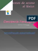 Capacitación CF y PAL 2012