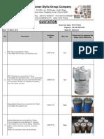 Catalogo Brocas y Equipo Dyfia 2
