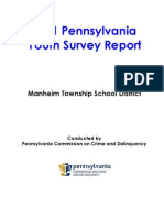 Pennsylvania Youth Survey