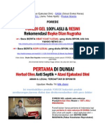 Dr Boyke Dian Nugraha