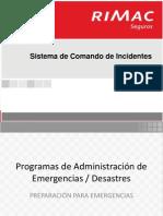 Sistema de Comando de Incidentes (SCI)