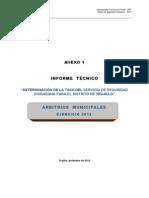 01 MPT Informe Tecnico Publicable - Seguridad Ciudadana 2013