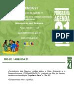 Apresentação Agenda 21