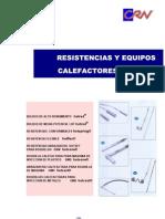 Catalogo Hotset Resistencias Electricas