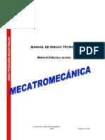 Manual de Dibujo Tecnico I - MECATRONICA 2009