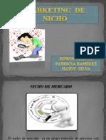 Exposicion Marketing de Nicho