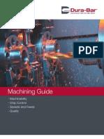 Dura Bar Machining Guide