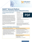 ZebOS Platform DataSheet