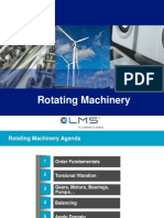 LMS Rotating Machinery 2013