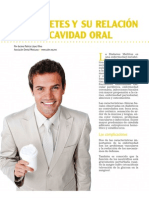 Diabetes Cavidad Oral