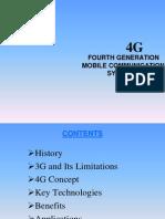 4g Mobile Communication System