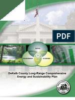 DeKalb County, GA Long_Range Comprehensive Energy and Sustainability Plan