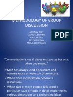 Methodology of Group Discussion_old