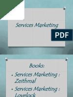 Intro Services Management