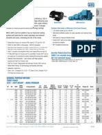 WEG Stock Motor Catalog General Purpose Motors Usa100 Brochure English