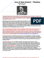 The True History of Gun Control-Timeline.doc