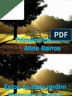 Primeira Essência - Aline Barros