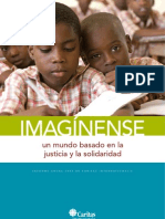 INFORME ANUAL 2008 DE CARITAS INTERNATIONALIS