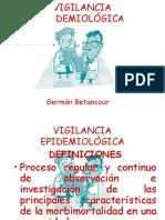 Vigilancia Epidemiologica German