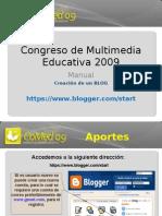 Manual de PBwiki COMED 2009