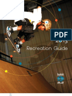City of Iqaluit Recreation Guide 2013-English