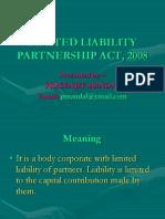 Llp Act 2008 Pdf