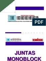 3 Juntas Monoblock