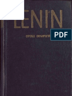 Caiete Filozofice Lenin