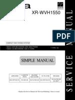 XR-WVH1550