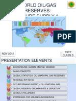 Class d Reserves Presentation