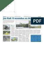 Jan Kok 6 maanden na olieramp