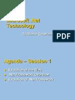 Day1 DotNET Framework Overview