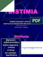 distimia