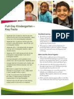 FDK Key Facts