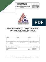 DI-CC-IEL-01. INSTALACIÓN ELÉCTRICA