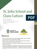 School Culture Presentation