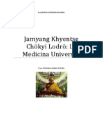 Jamyang Khyentse Chökyi Lodrö La Medicina Universal para Sanar Todas las Enfermedades.