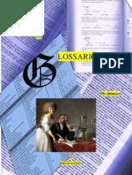 Il Glossario Di Chimica