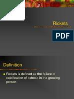 Rickrickets