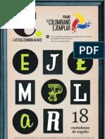 Separata EL COLOMBIANO Ejemplar 2012