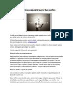 7 pasos para lograr tus sueños.pdf