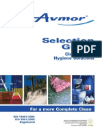 Selection Guide Avmor Product Catalogue 2011