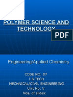 Pdf technology polymer and science