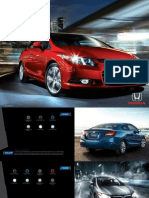 Honda Civic 2012 Peru Catalogo