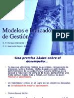 Modelos e Indicadores de Gestion